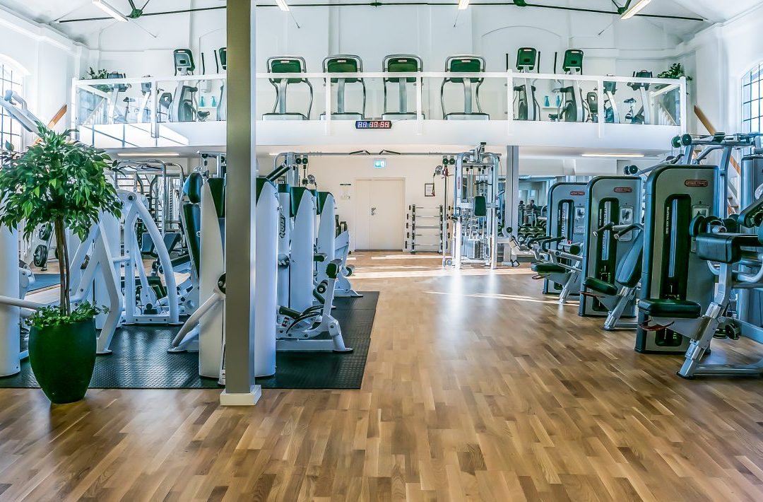 halsoprofilen gym